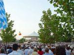 Festa de Nossa Senhora Rainha da Paz em Mejugorje